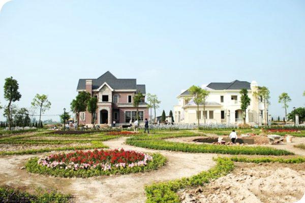 Công viên Rose Valley Mê Linh
