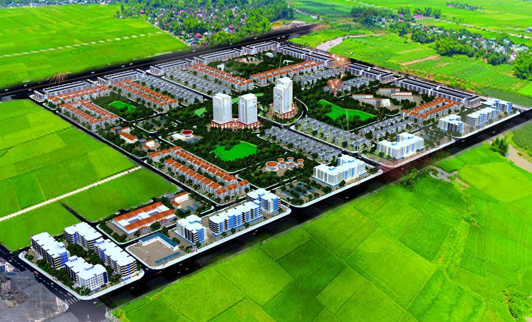Dự án Khu đô thị HUD Mê Linh Central - Thanh Lâm - Đại Thịnh 2