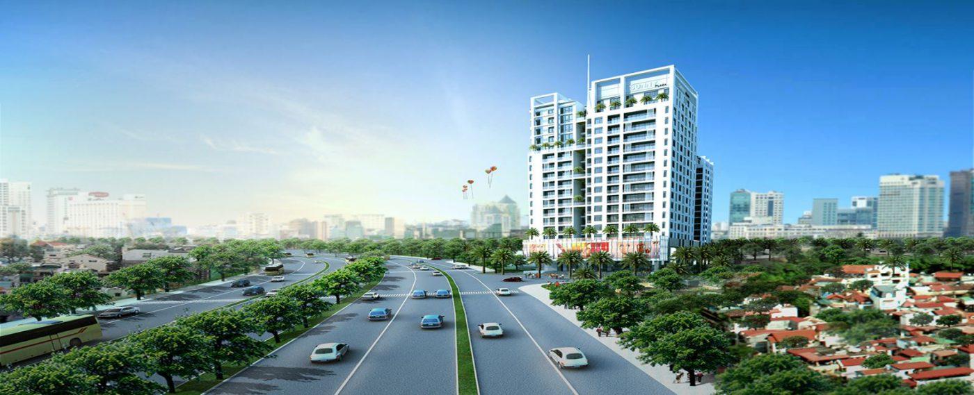Khu đô thị Mê Linh Vista City
