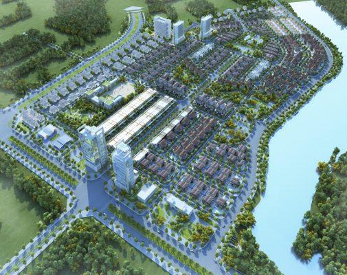 Dự án Khu đô thị Minh Giang Đầm Và 1 Mê Linh