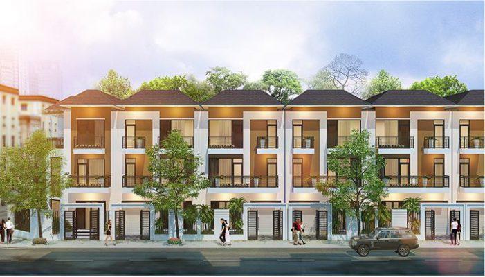 Thiết kế Dự án Khu đô thị mới AIC Mê Linh