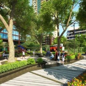 Tiện ích Dự án Hana Garden City Mê Linh
