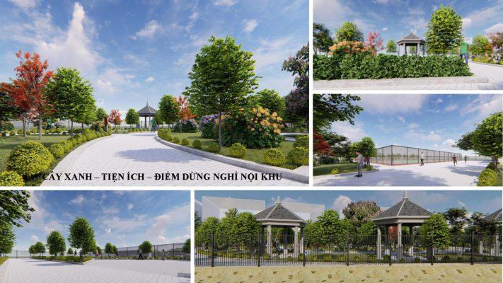 Tiện ích Dự án Khu đô thị Mê Linh Vista City