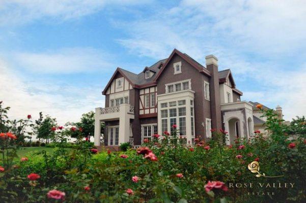 Vườn hoa Rose Valley Mê Linh