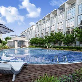Bể bơi Khu đô thị TMS Grand City Phúc Yên