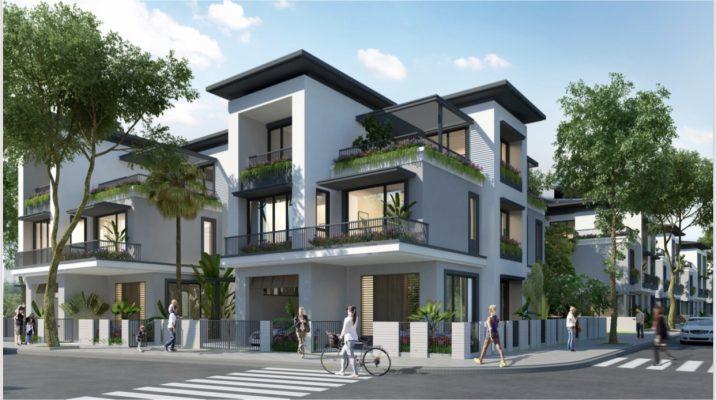 Biệt thự Dự án Khu đô thị TMS Grand City Phúc Yên