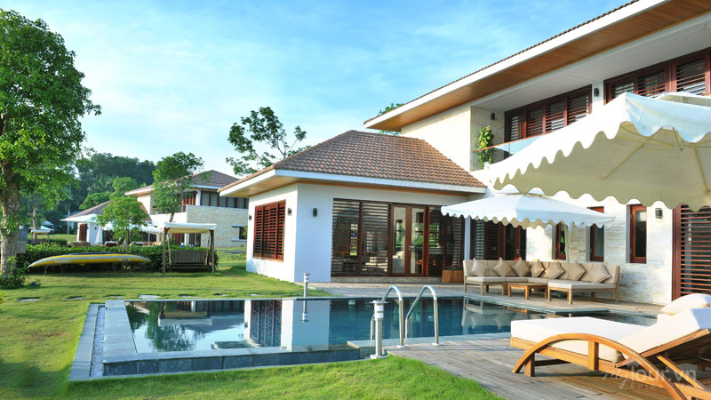 Biệt thự Royal Paradise Đại Lải Resort