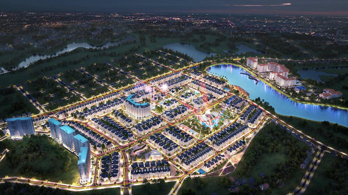 Dự án Khu đô thị Times Garden Vĩnh Yên