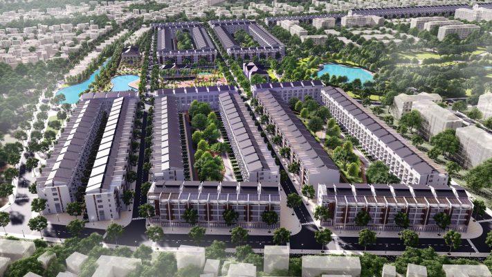 Dự án Khu Nhà Ở Dân Cư Dịch Vụ thôn Đông Yên xã Đông Phong huyện Yên Phong Bắc Ninh