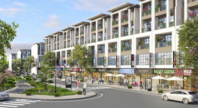 Liền kề Dự án Khu đô thị TMS Grand City Phúc Yên
