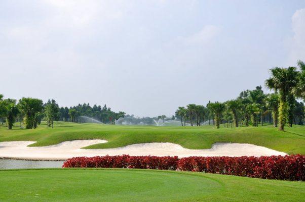 Sân Golf Khu đô thị Times Garden Vĩnh Yên