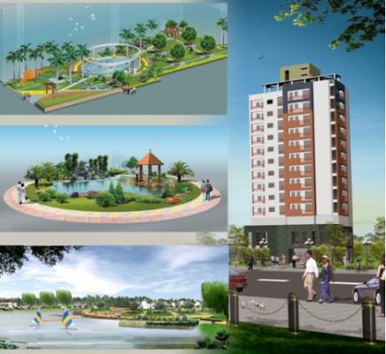 Thiết kế chi tiết Dự án Khu đô thị sinh thái Phúc Việt Mê Linh
