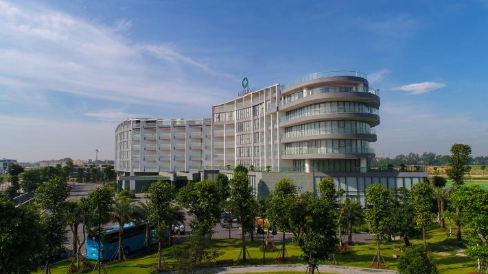 Khách sạn DIC Star 4 sao Khu đô thị Nam Vĩnh Yên