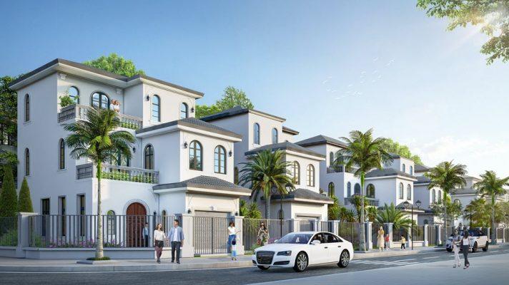 Biệt thự đơn lập Dự án Khu đô thị Thanh Sơn Riverside Garden Phú Thọ