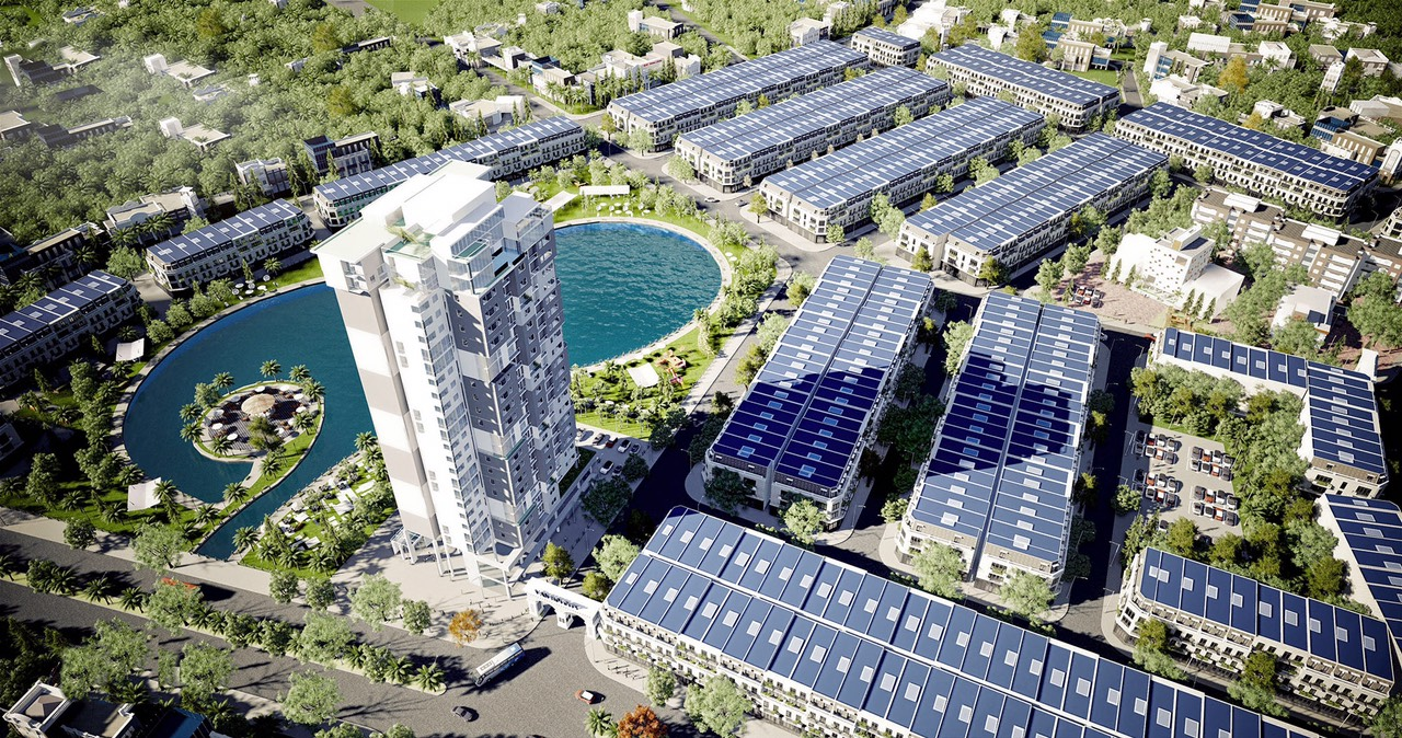 Dự án Khu đô thị Vĩnh Yên Center City