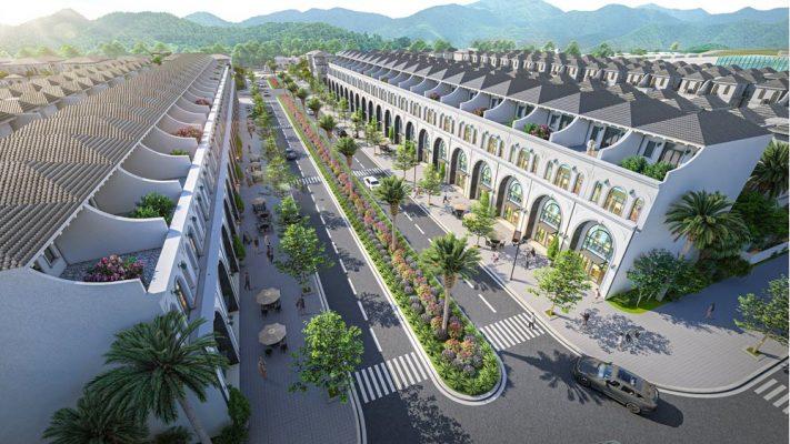 Liền kề Dự án Khu đô thị Thanh Sơn Riverside Garden Phú Thọ