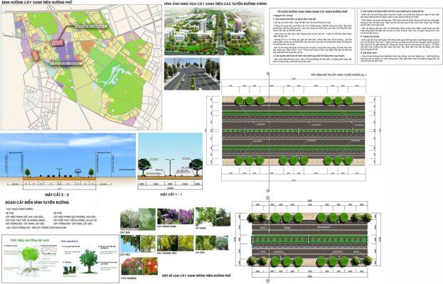 Thiết kế Quy hoạch tổng mặt bằng sử dụng đất Quy hoạch phân khu B4 tỷ lệ 1/2000 Khu vực phát triển đô thị, dịch vụ và nông nghiệp sinh thái tại huyện Vĩnh Tường và huyện Yên Lạc, tỉnh Vĩnh Phúc