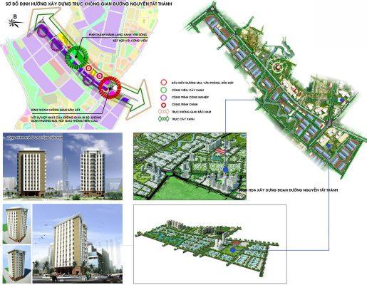 Thiết kế đô thị Quy hoạch phân khu C4 tỷ lệ 1/2000 phát triển công nghiệp và đô thị phụ trợ tại huyện Bình Xuyên theo Quy hoạch chung đô thị Vĩnh Phúc, tỉnh Vĩnh Phúc
