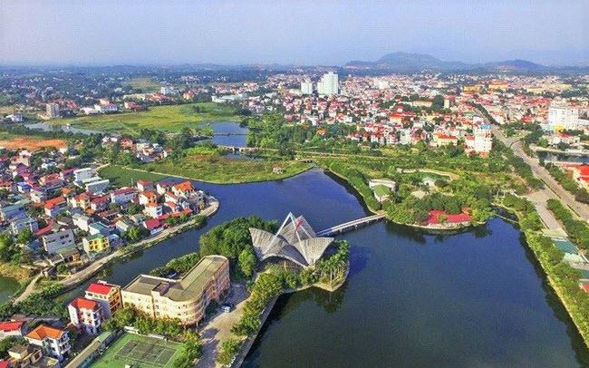 Vĩnh Yên khan hiếm dự án đất nền trung tâm thành phố