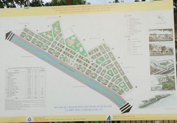 Dự án Khu đô thị Tiền Châu Phúc Yên - Khu vực 2