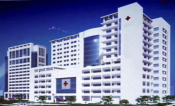 Khu Đô Thị Nam Vĩnh Yên dành quỹ đất 7ha xây bệnh viện đa khoa