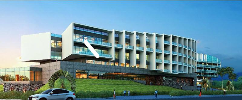 Công trình được thiết kế bởi Công ty TNHH Kỹ thuật Xây dựng EPEL