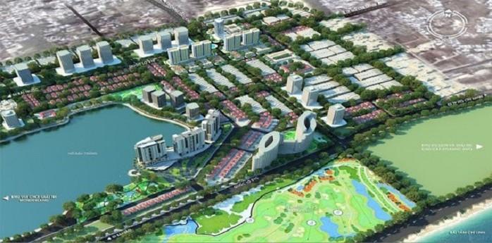 Tổng thể khu Trung tâm đô thị Chí Linh – Vũng Tàu do DIC Corp đầu tư. Đô thị Chí Linh là một trong nhưng khu đô thị mới của TP Vũng Tàu được đánh giá cao về quy mô và sự đồng bộ về tầng.