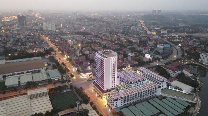 Vị trí nhà phố thương mại Shophouse Anh Đào thu hút và hấp dẫn mọi nhà đầu tư.